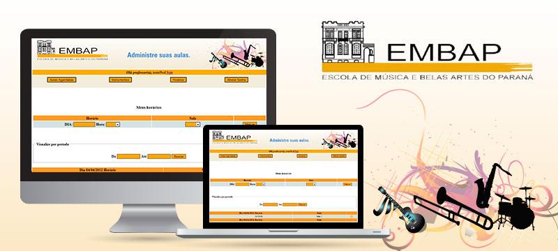 Sistema EMBAP - Agência Negocios na Internet