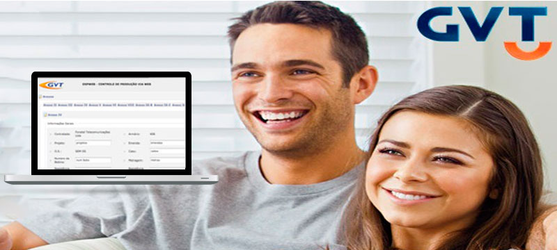 Sistema GVT - Agência Negocios na Internet