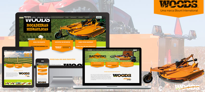 Woods Equipment - Agência Negocios na Internet